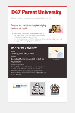 D47 Parent University