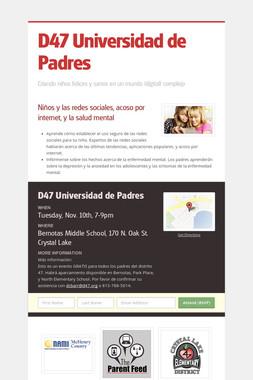 D47 Universidad de Padres