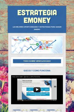 Estrategia eMoney