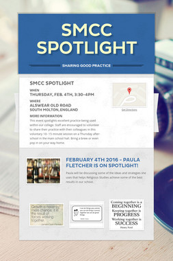 SMCC Spotlight