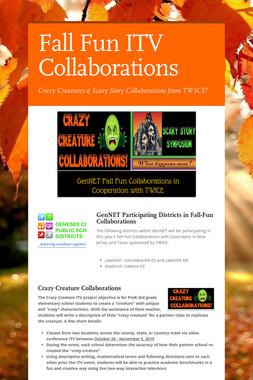 Fall Fun ITV Collaborations