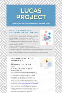 LUCAS project