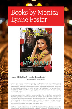 Books by Monica Lynne Foster