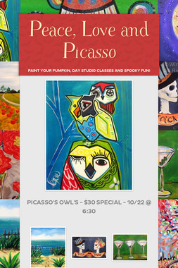 Peace, Love and Picasso