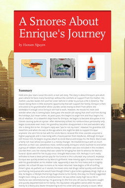 A Smores About Enrique's Journey