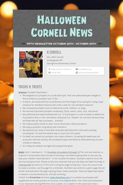 Halloween Cornell News