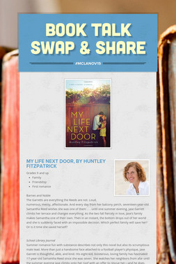 Book Talk Swap & Share