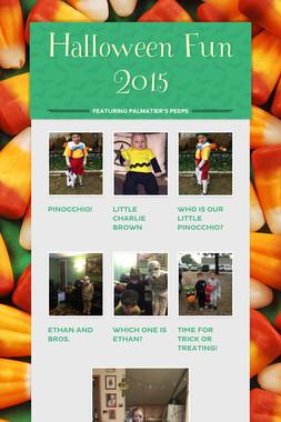 Halloween Fun 2015
