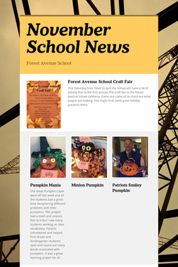 November School News
