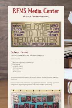 RFMS Media Center