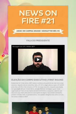 NEWS ON FIRE #21