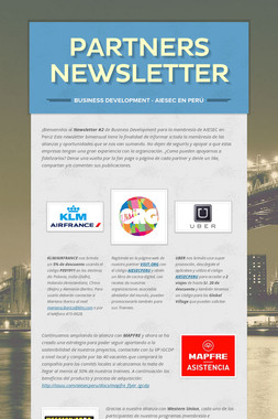 Partners Newsletter