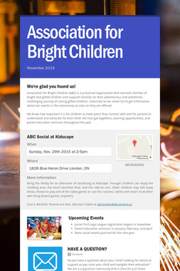 Association for Bright Children