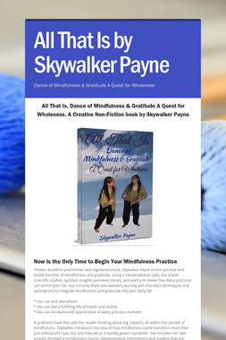 All That Is by Skywalker Payne