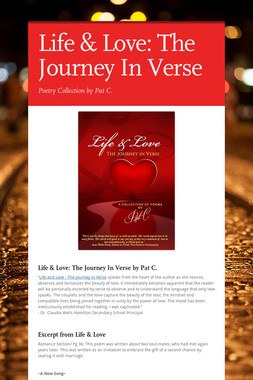 Life & Love: The Journey In Verse