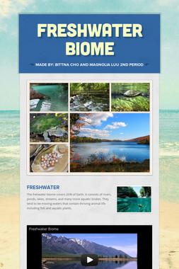 Freshwater Biome