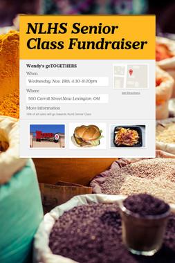 NLHS Senior Class Fundraiser