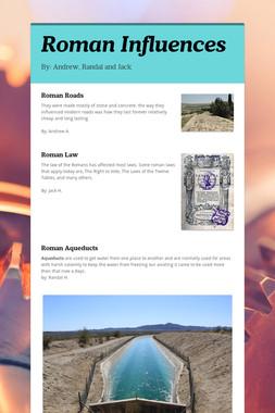 Roman Influences