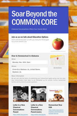 Soar Beyond the COMMON CORE