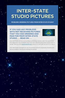 Inter-State Studio Pictures