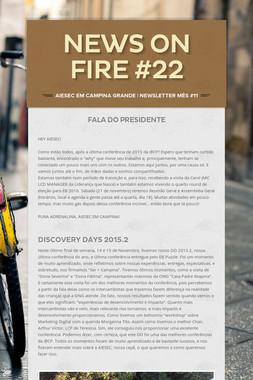 NEWS ON FIRE #22
