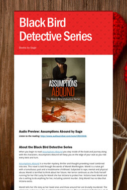 Black Bird Detective Series