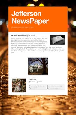 Jefferson NewsPaper