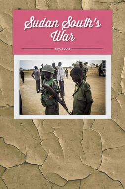 Sudan South's War