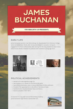 James Buchanan