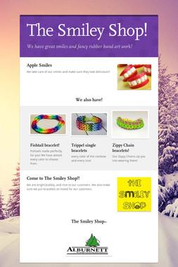 The Smiley Shop!