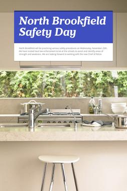 North Brookfield Safety Day
