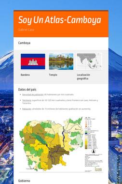 Soy Un Atlas-Camboya