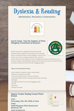 Dyslexia & Reading