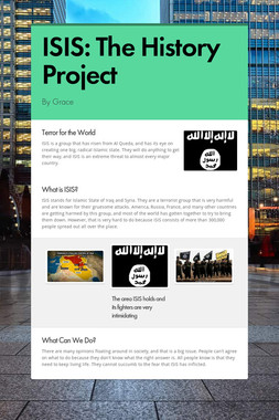 ISIS: The History Project