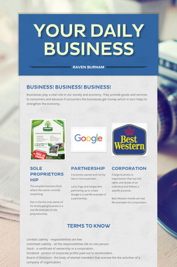 Your Daily Business