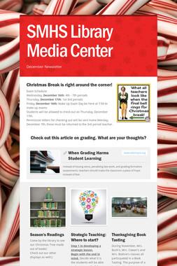 SMHS Library Media Center