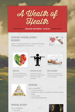 A Wealth of Health