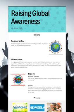Raising Global Awareness