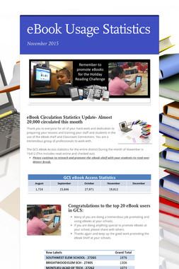 eBook Usage Statistics
