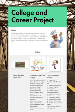 College and Career Project