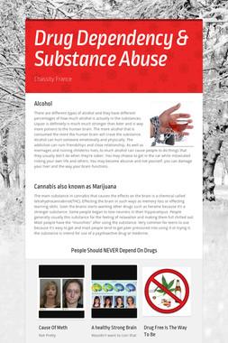 Drug Dependency & Substance Abuse