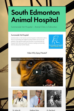 South Edmonton Animal Hospital