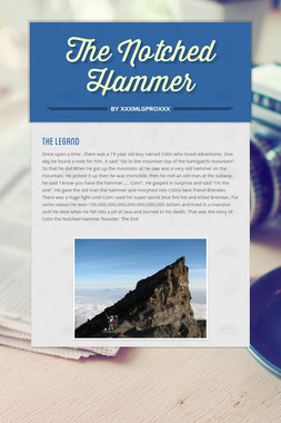 The Notched Hammer