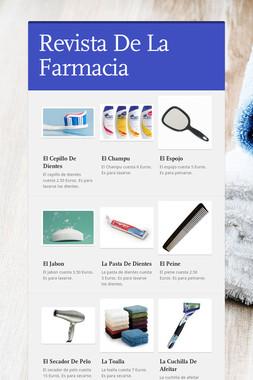 Revista De La Farmacia