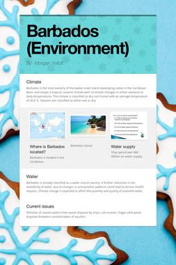 Barbados (Environment)