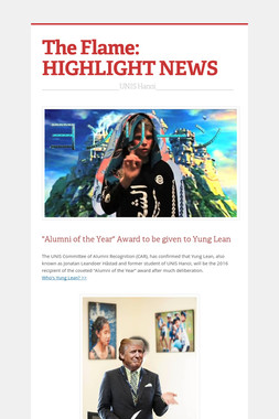 The Flame: HIGHLIGHT NEWS