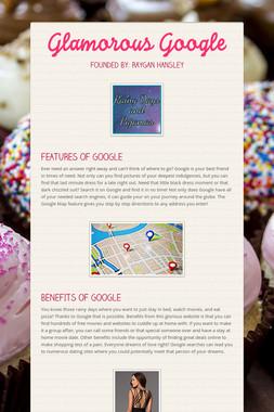 Glamorous Google