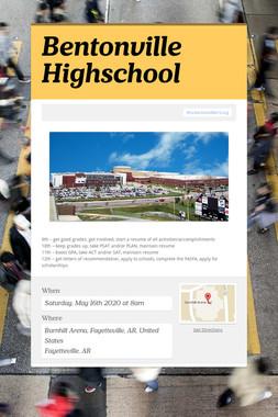 Bentonville Highschool