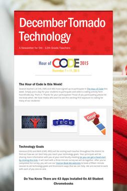 December Tornado Technology