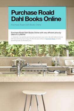 Purchase Roald Dahl Books Online